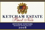 Ketchum Estate Vineyard Pinot Noir 2008