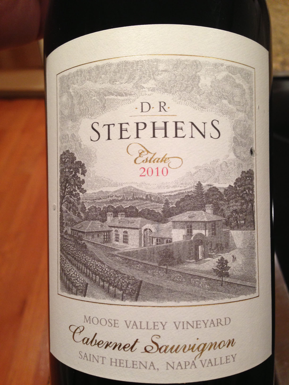 Dr Stephens - Ken's Wine Guide